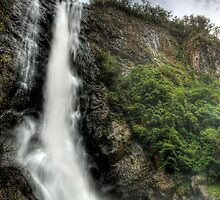 Ellenborough Falls by Matthew Jones