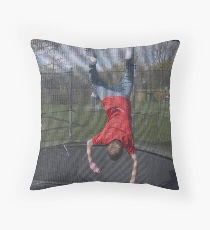 Flipping Good Throw Pillow
