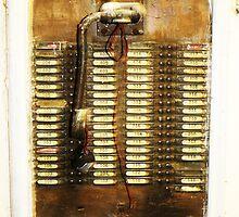 Old Intercom by Amy E. McCormick