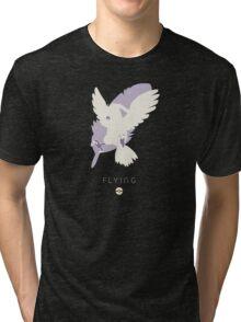 Pokemon Type - Flying Tri-blend T-Shirt