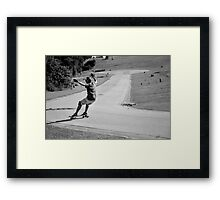 Brian Connolly Slide Framed Print