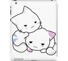 Cute Anime Kittens iPad Case/Skin