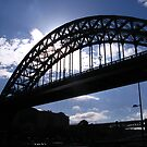 Tyne Bridge, Newcastle by Bimal Tailor