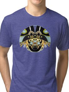 Psychedelic Beetle Tri-blend T-Shirt