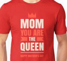 Mother's Day Queen Unisex T-Shirt