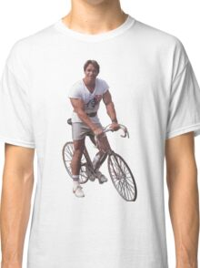 Arnold on a Bike Classic T-Shirt