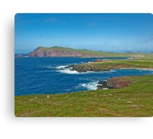 Ring of Kerry landscape Ireland Canvas Print