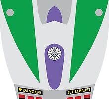 Buzz Lightyear Jetpack by LinearStudios