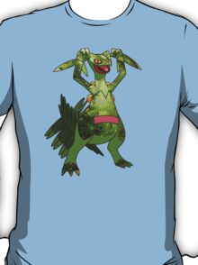 Sceptile at Home T-Shirt