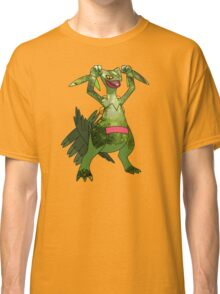 Sceptile at Home Classic T-Shirt