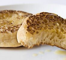 Crumpets by michaelcommon
