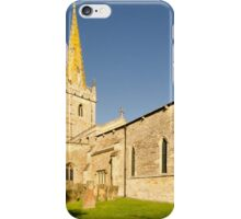 All Saints and Sinners Welcome iPhone Case/Skin