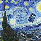 Vincent and The Doctor by bosphorus