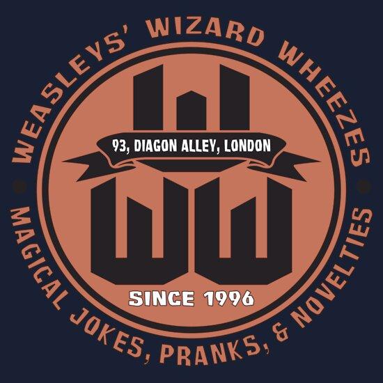 TShirtGifter presents: Weasley Wizard Wheezes