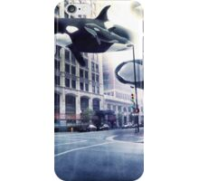 City of whales iPhone Case/Skin