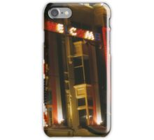 Royal Melbourne/British Flags 1954 iPhone Case/Skin