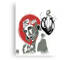 The Larusso Effect Canvas Print