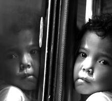 Public Bus Indonesia by rebecca Lara bartlett