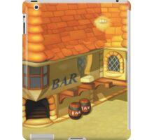 Costa Del Sol Bar iPad Case/Skin