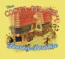 Costa Del Sol Bar Kids Tee