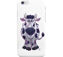 Animal Parade Cow Silhouette iPhone Case/Skin