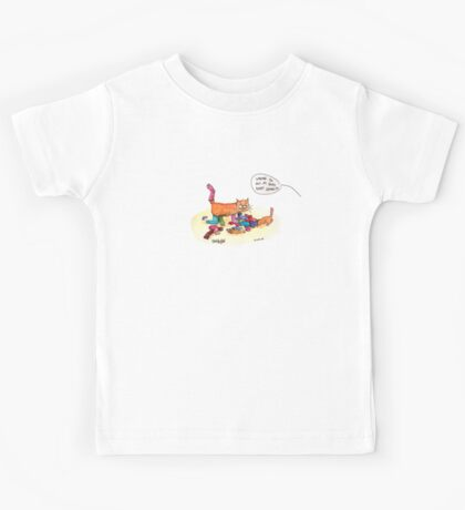 Sock Thieves Kids Tee