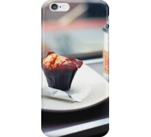 Muffin and Coffee iPhone Case/Skin