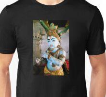 Baby Blue Shiva, Simahalacham Temple, Visakhapatnam, Andra Pradesh, India Unisex T-Shirt
