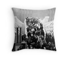 Millenium Throw Pillow