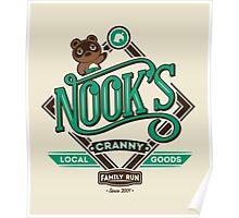 Nook's Cranny Poster