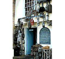 Ships Chandlers Hartlepool Historic Quay Photographic Print