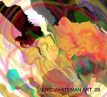 (SHOW OFF) ERIC WHITEMAN ART  by eric  whiteman