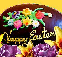 Happy Easter Everyone!!! by Teresa Zieba