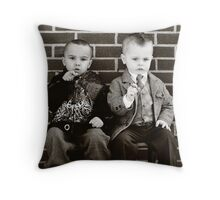 Goodfellas Part II Throw Pillow