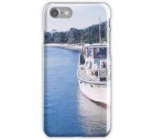 Lonesome Boat iPhone Case/Skin
