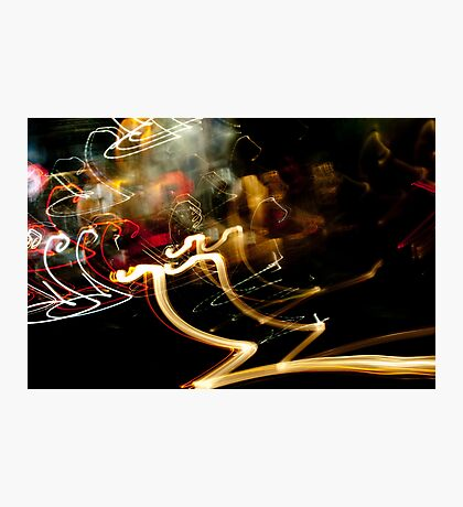 Crazy City 8 Photographic Print