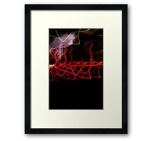 Crazy City 12 Framed Print