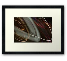 Crazy City 11 Framed Print