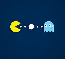 Pacman - Oups by ghoststorm