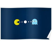 Pacman - Oups Poster