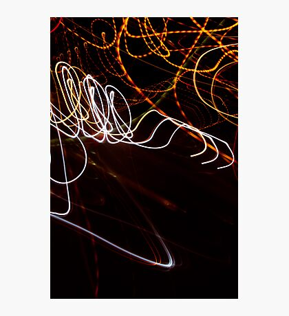 Crazy City 13 Photographic Print