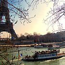 La Seine by faithie