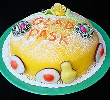 Easter cake by Paola Svensson