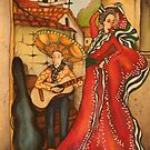 Mexican Ballerina by Louisa McHugh
