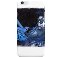 Iaconagraphy: For the Birds: Bluejay iPhone Case/Skin