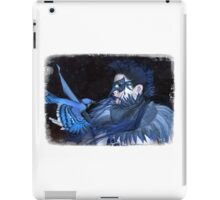 Iaconagraphy: For the Birds: Bluejay iPad Case/Skin