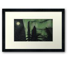 Aurora Cannalis Deux Framed Print