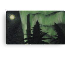 Aurora Cannalis Deux Canvas Print
