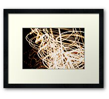 Crazy City 26 Framed Print