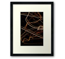 Crazy City 28 Framed Print